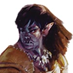 female half orc dnd