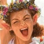 female satyr dnd