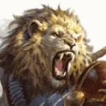 male leonin dnd