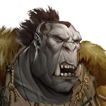 male orc dnd