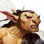 male goblin