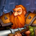 male dwarf wow